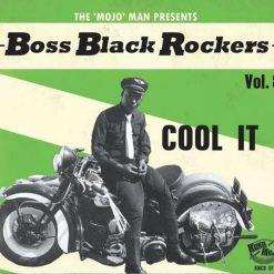 Boss Black Rockers vol 8 - cool it