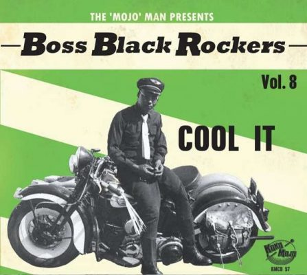 Boss Black Rockers vol 8 - cool it