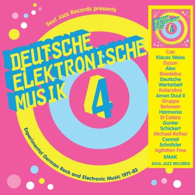 Deutsche Elektronische Musik 4 Experimental German Rock and Electronic Music 1971-83