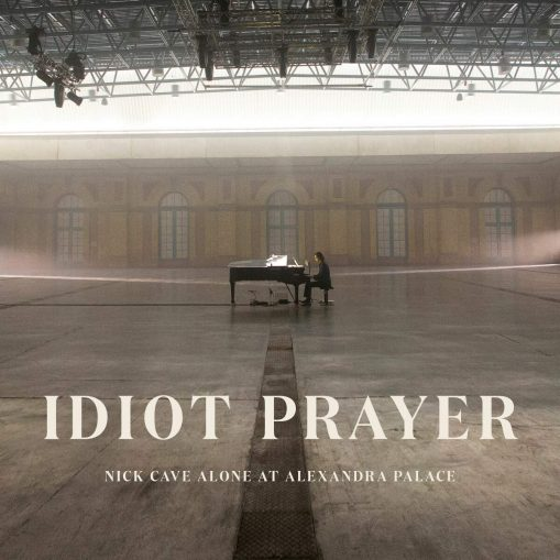 Nick Cave - idiot prayer - Nick Cave alone at Alexandra Palace