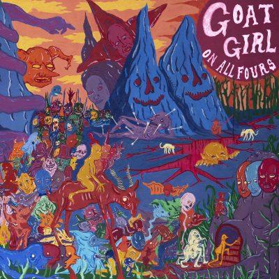 Goat Girl - on all fours