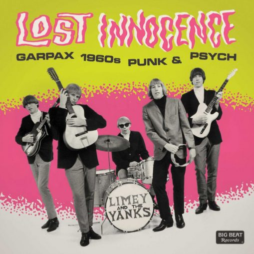 Lost Innocence - Garpax 1960s Punk & Psych