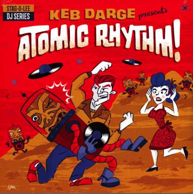 Keb Darge presents Atomic Rhythm!