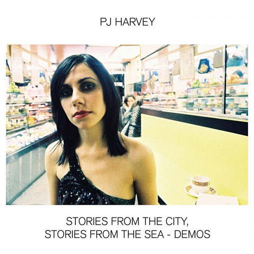 P.J. Harvey - stories from the city, stories from the sea demos