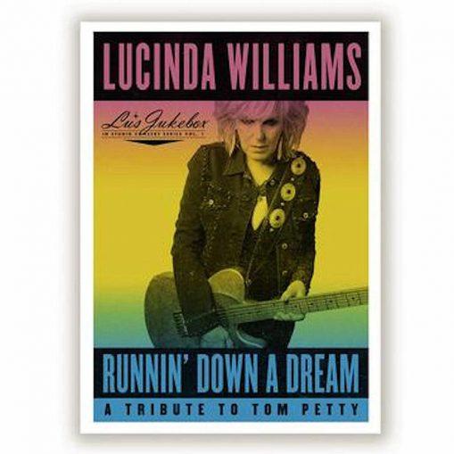 Lucinda Williams - lu's jukebox vol 1: runnin' down a dream - a tribute to Tom Petty