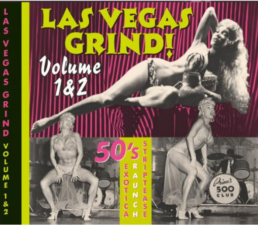 Las Vegas Grind vol 1 & 2
