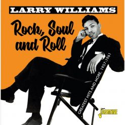 Larry Williams - rock, soul & roll - greatest hits and more 1957-1961