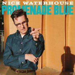 Nick Waterhouse -promenade blue