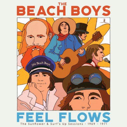 Beach Boys - feel flows: the sunflower & surf's up sessions 69 -71