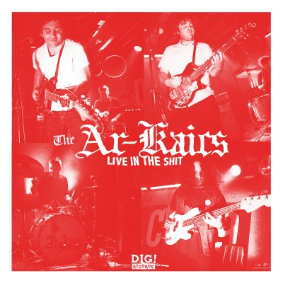 The Ar-Kaics - live in the shit