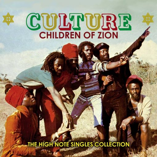 Culture - children of zion – the High Note singles collection