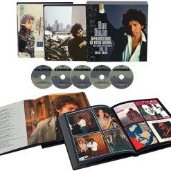 Bob Dylan- springtime in New York 5cd