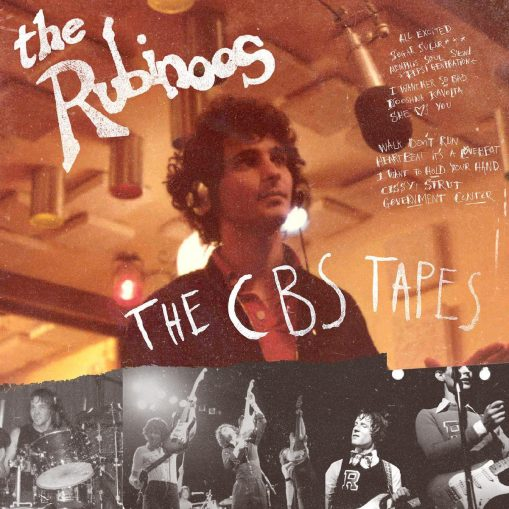 The Rubinoos - The CBS tapes