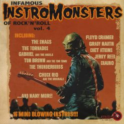Infamous Instro Monsters Of Rock'n'Roll Vol.4